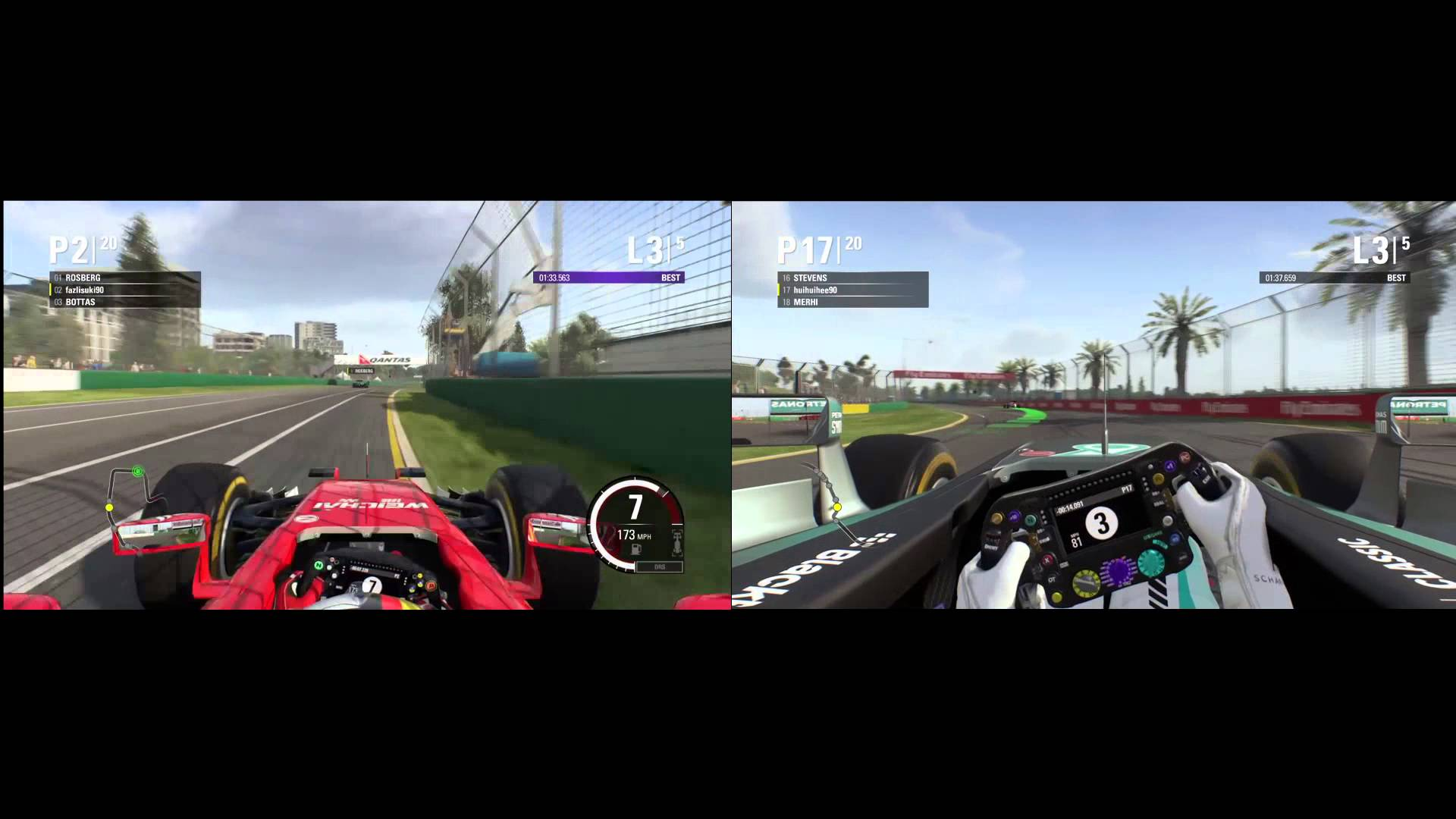 racing-screen