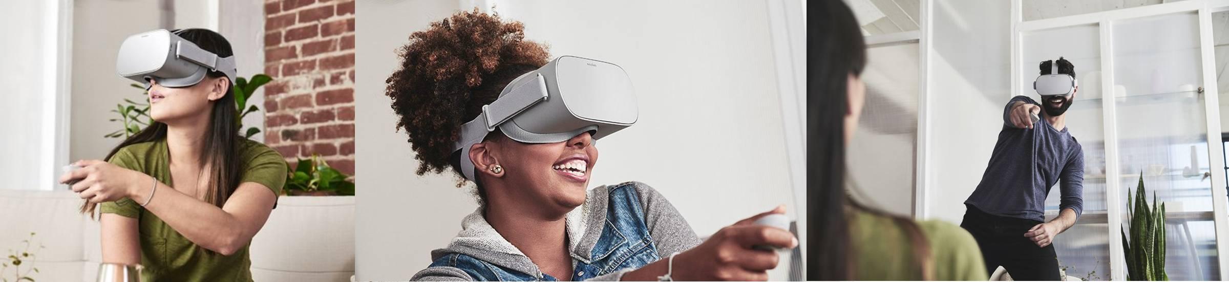 Oculus Go Virtual Reality gaming in Houston, Texas
